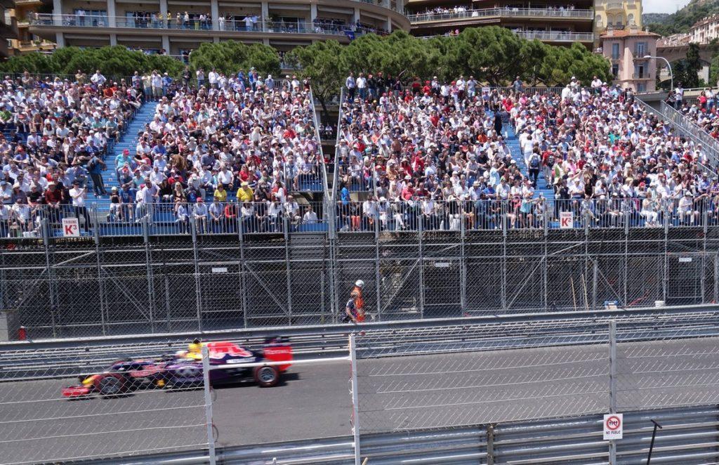 Строительство трасс Формулы 1