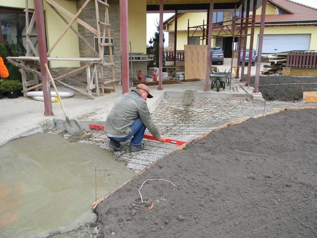Как сделать бетон красивы 294