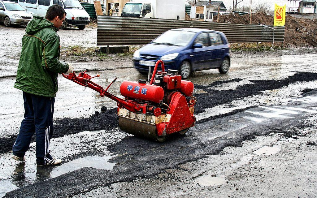 Куда жаловаться на плохие дороги?