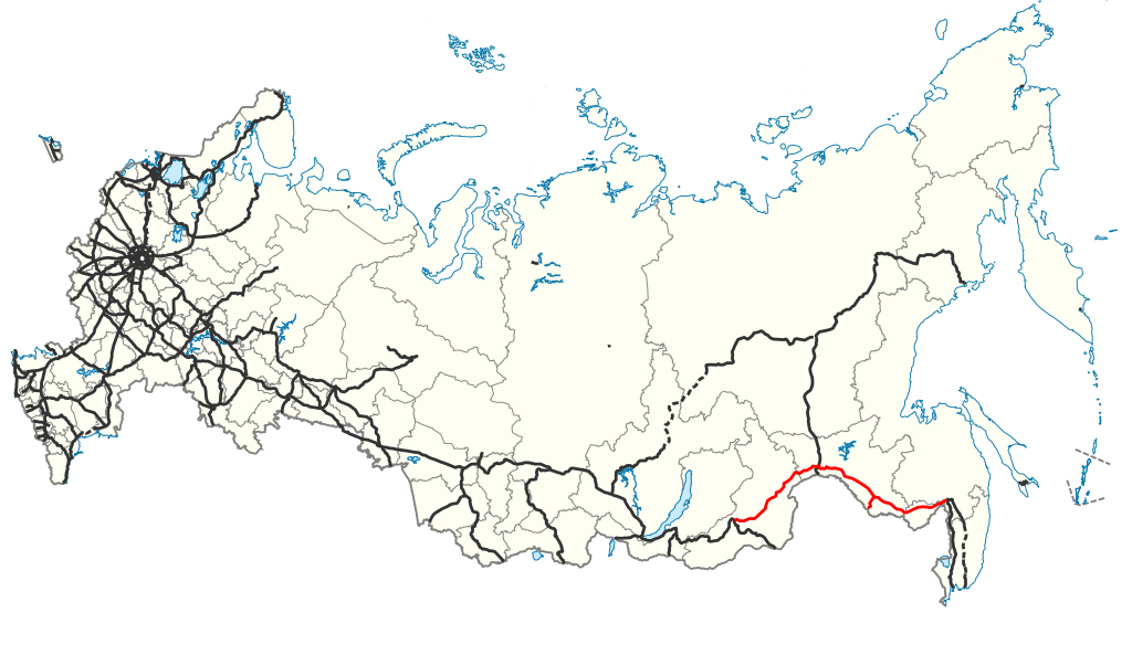 Трасса «Урал»