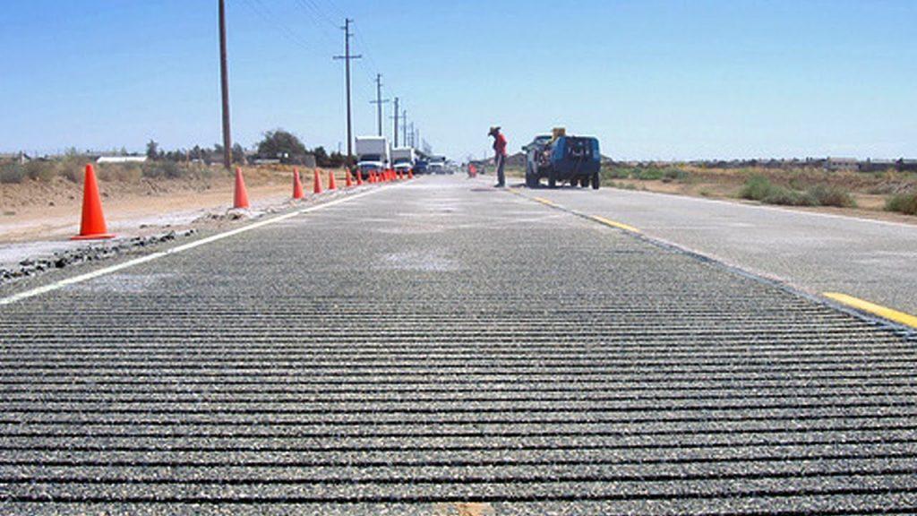 строительство американских дорог