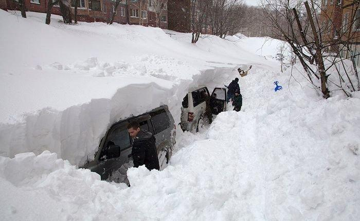 Техника для уборки снега