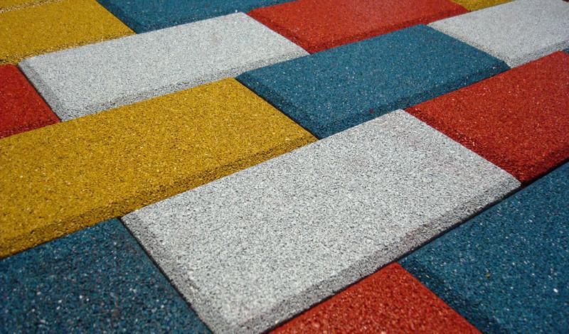 Выбор тротуарной плитки