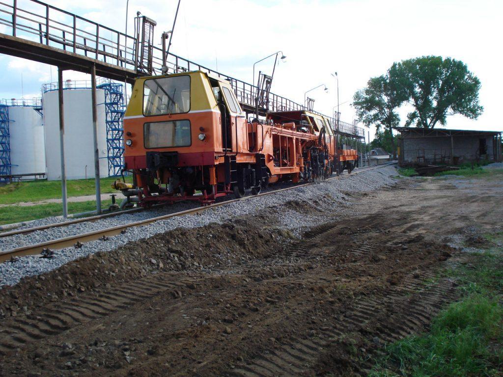 Строительство и реконструкция железных дорог