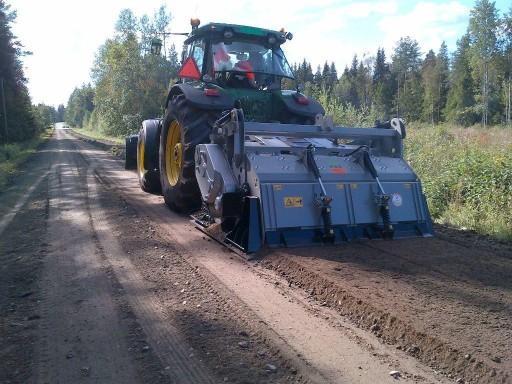 Технология укрепления грунта
