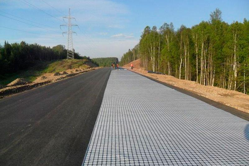 Всё про геосетку для дорожного строительства
