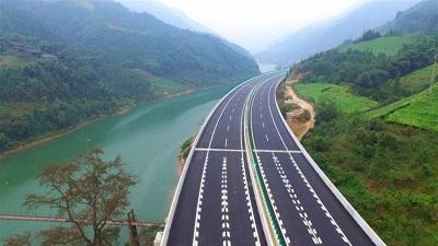 История автодорог в Китае