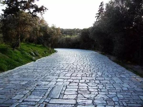 Дороги из камня