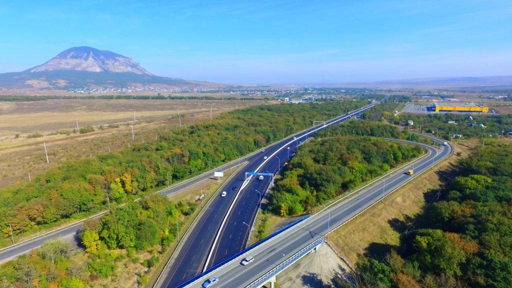 Самые длинные дороги России