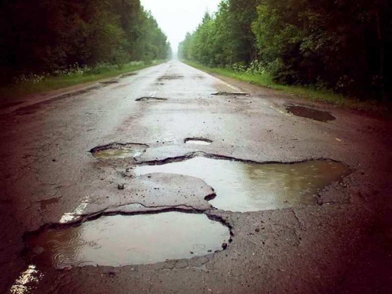 Жалоба на плохие дороги: образец и куда писать