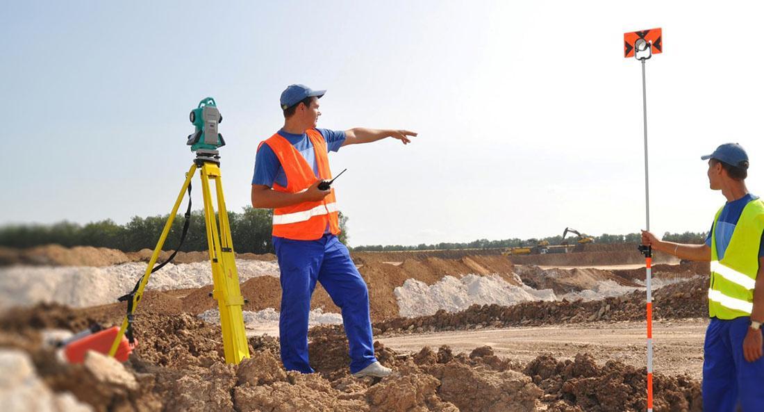 Инженерные и геодезические изыскания дорог