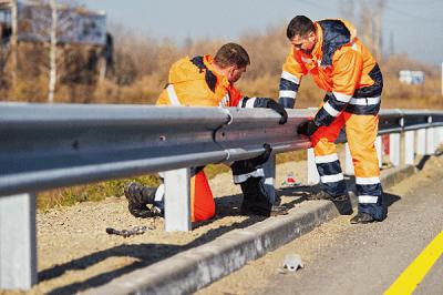 Положения, регламентирующие правила установки дорожных ограждений