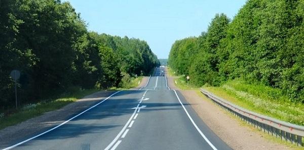 Дороги Псковской области